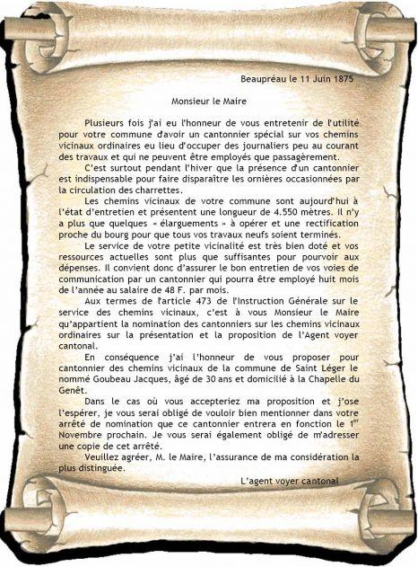 Photo Histoire Petit Anjou