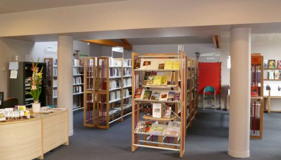 BIBLIOTHEQUE – FERMETURE EXCEPTIONNELLE