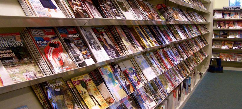 Médiathèque – Nouveaux magazines