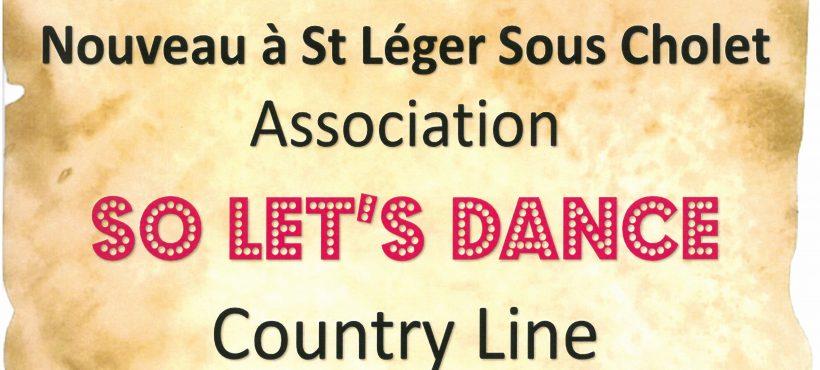 Initiation à la danse Country