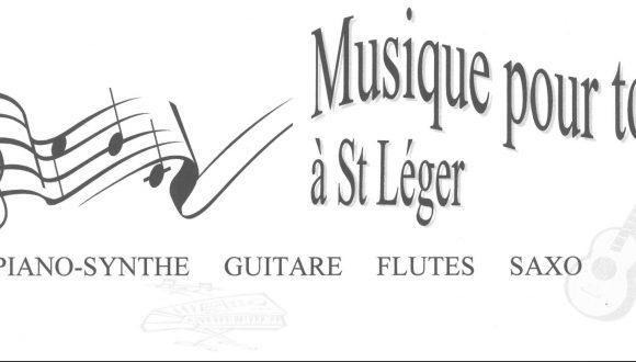Musique pour tous à St Léger