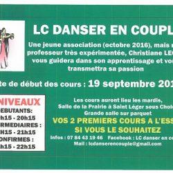 Cours LC DANSER EN COUPLE