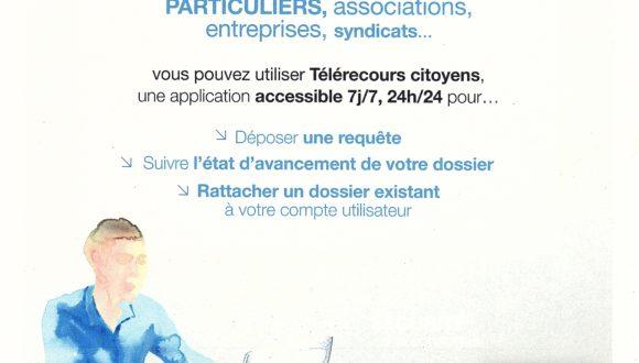 Télérecours citoyens