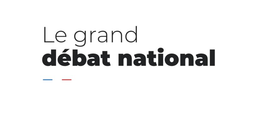 GRAND DÉBAT NATIONAL