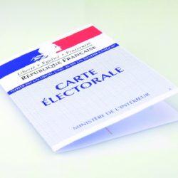 Nouvelles modalités d'inscription sur les listes électorales