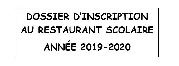 Restaurant scolaire cliquez ici !