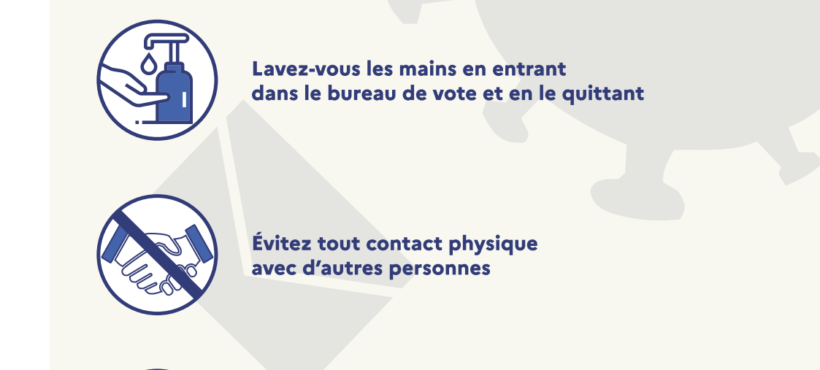 CORONAVIRUS – MESURES DE PRÉVENTION