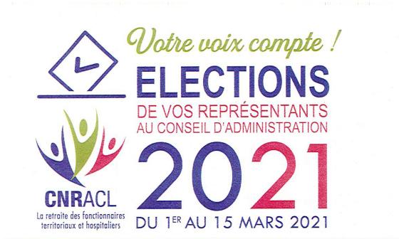 ÉLECTIONS : Retraités de la CNRACL élisez vos représentants