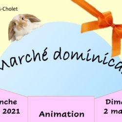 MARCHÉ de St-Léger : Animation le dimanche 2 mai 2021